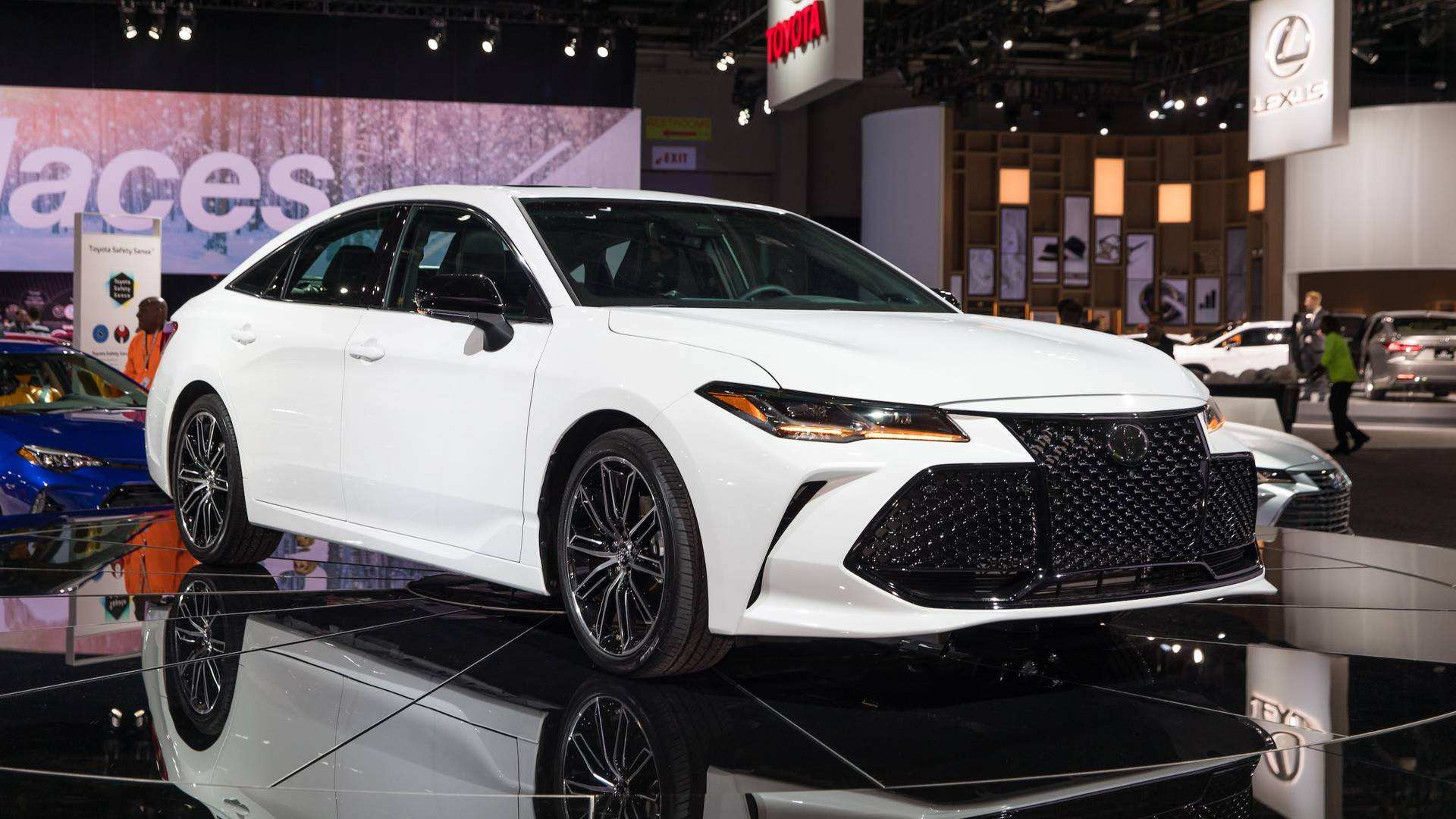 86 All New 2019 Toyota Avalon Research New