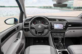 86 All New 2019 VW Touran Model