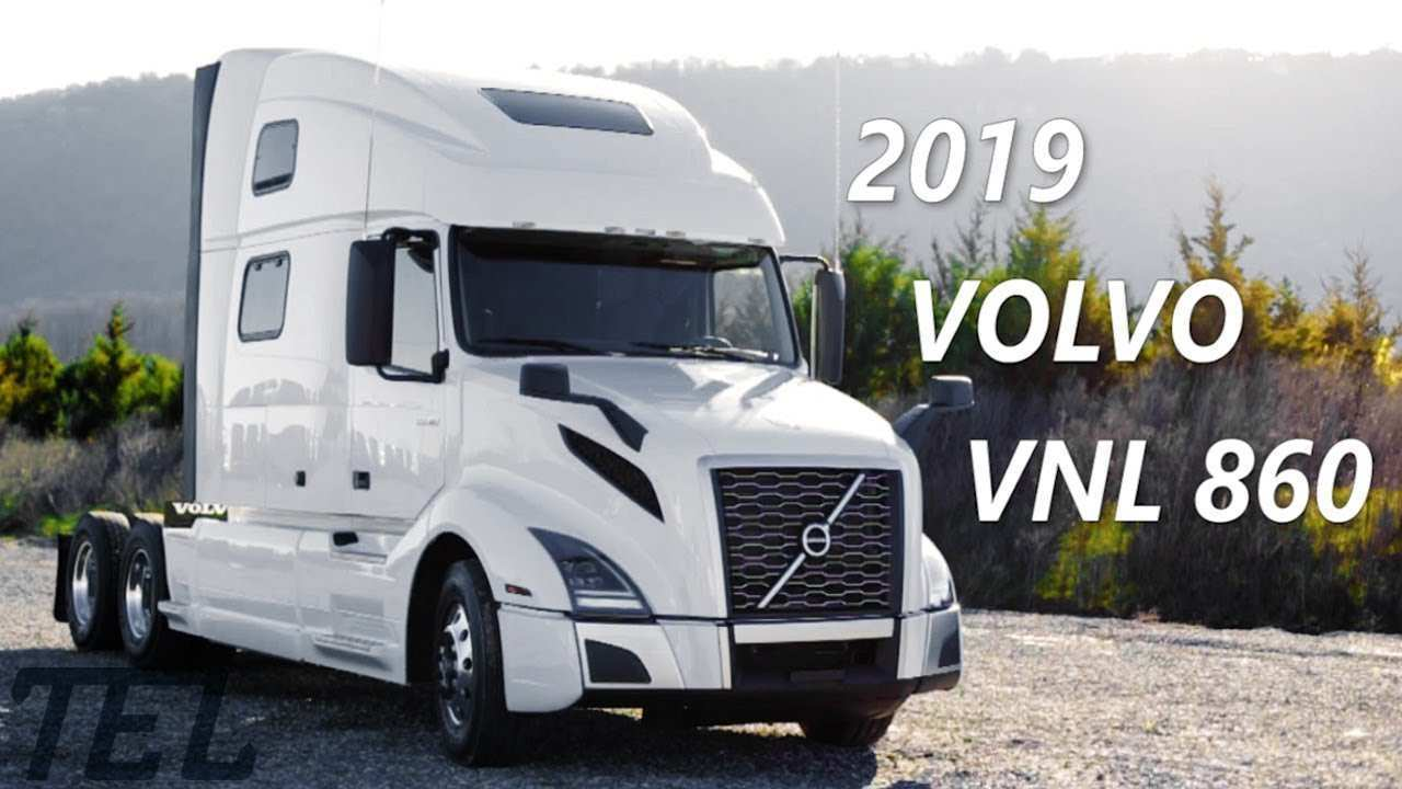 86 All New 2019 Volvo D13 Spy Shoot