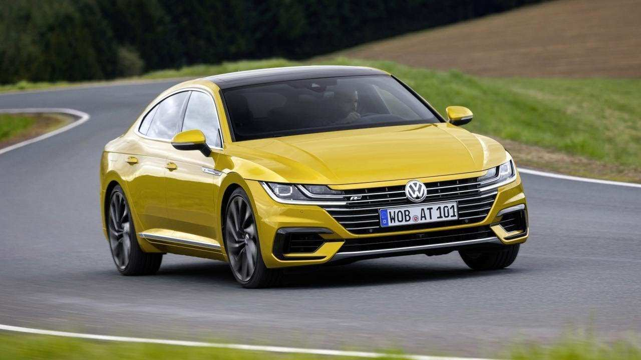 86 All New 2019 Vw Cc First Drive