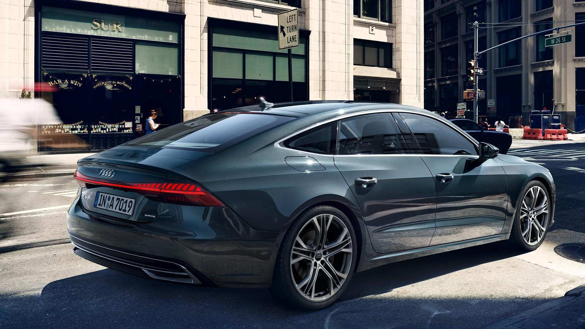 86 All New 2020 All Audi A7 Exterior
