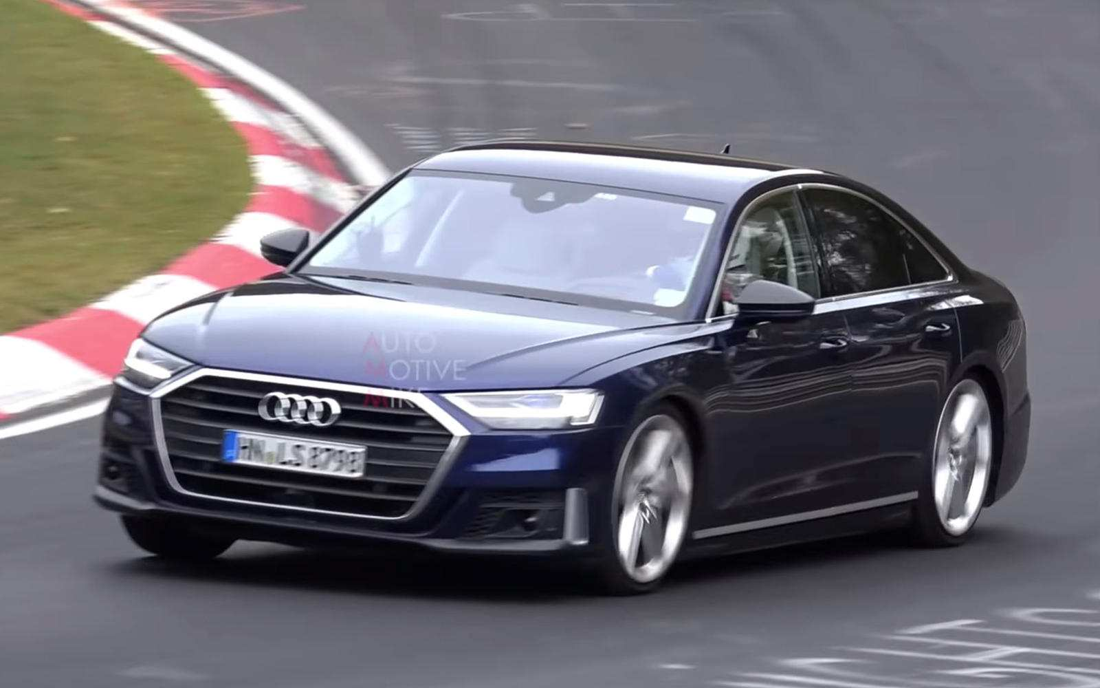 86 All New 2020 Audi A8 Price Design And Review