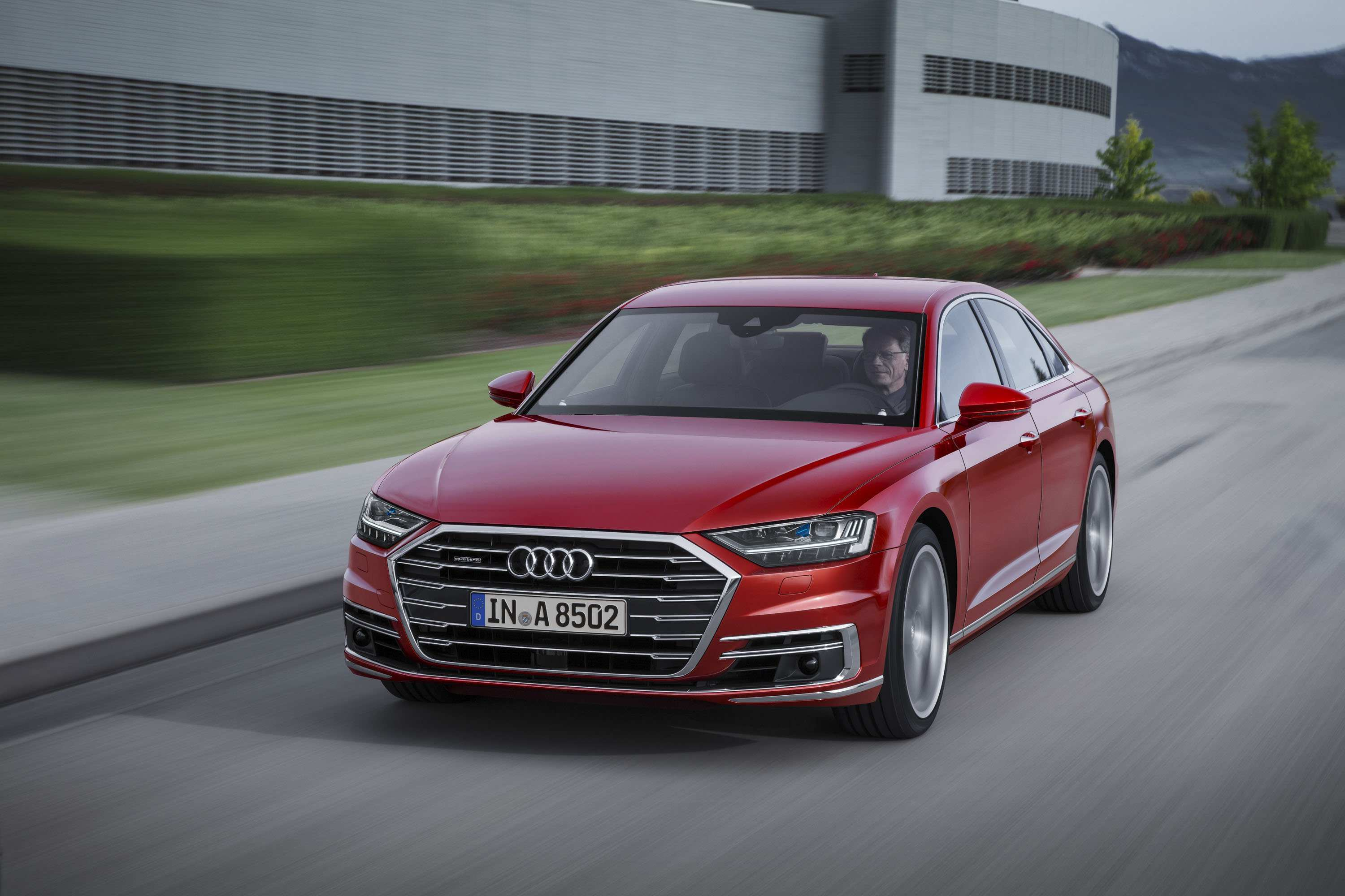86 All New 2020 Audi A8 Speed Test
