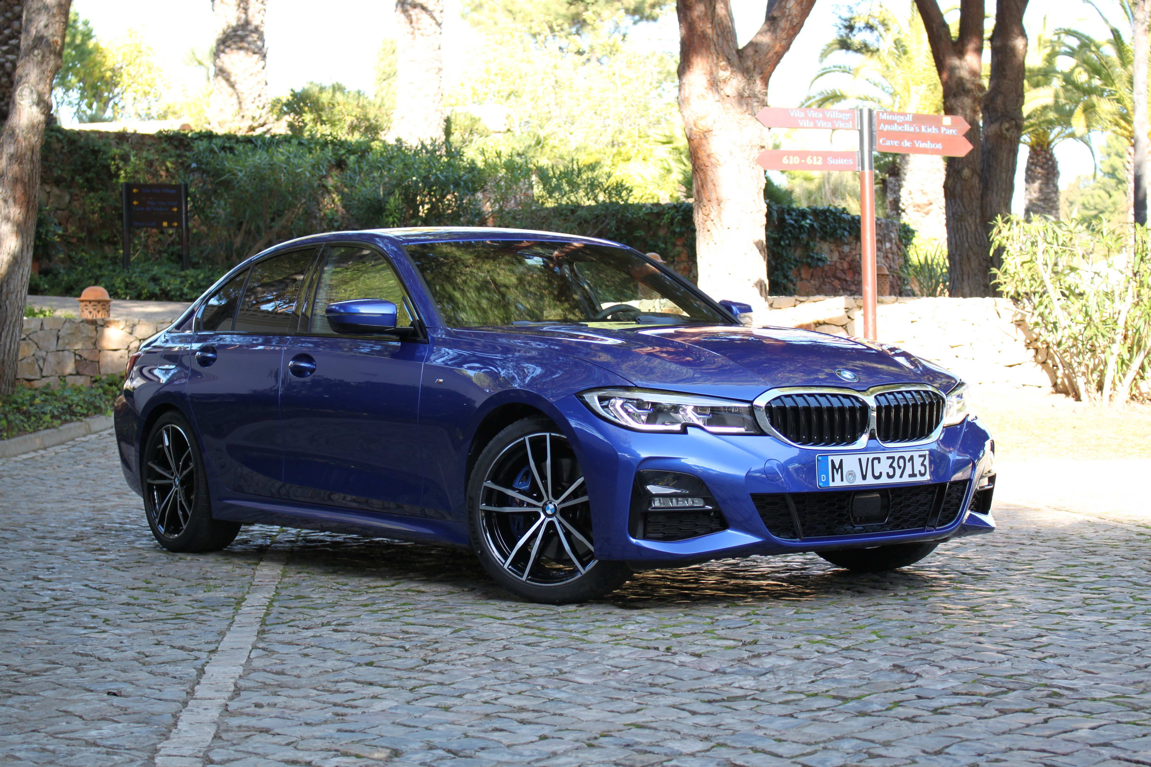 86 All New 2020 BMW 3 Series Ratings