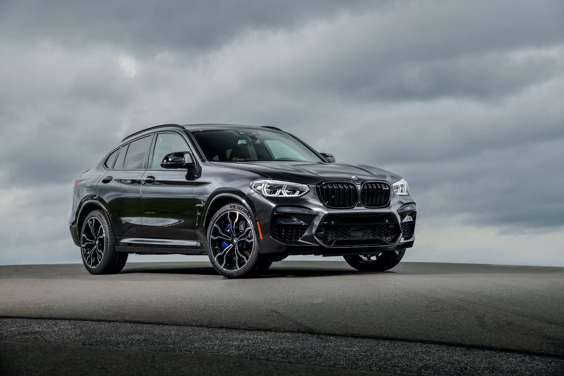 86 All New 2020 BMW X4 Exterior