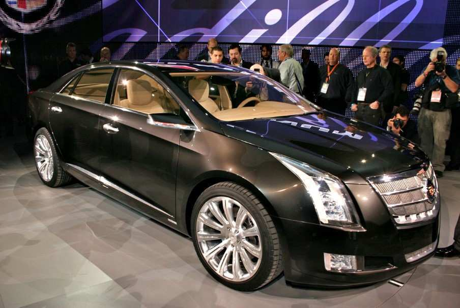 86 All New 2020 Cadillac Xts Premium Release Date