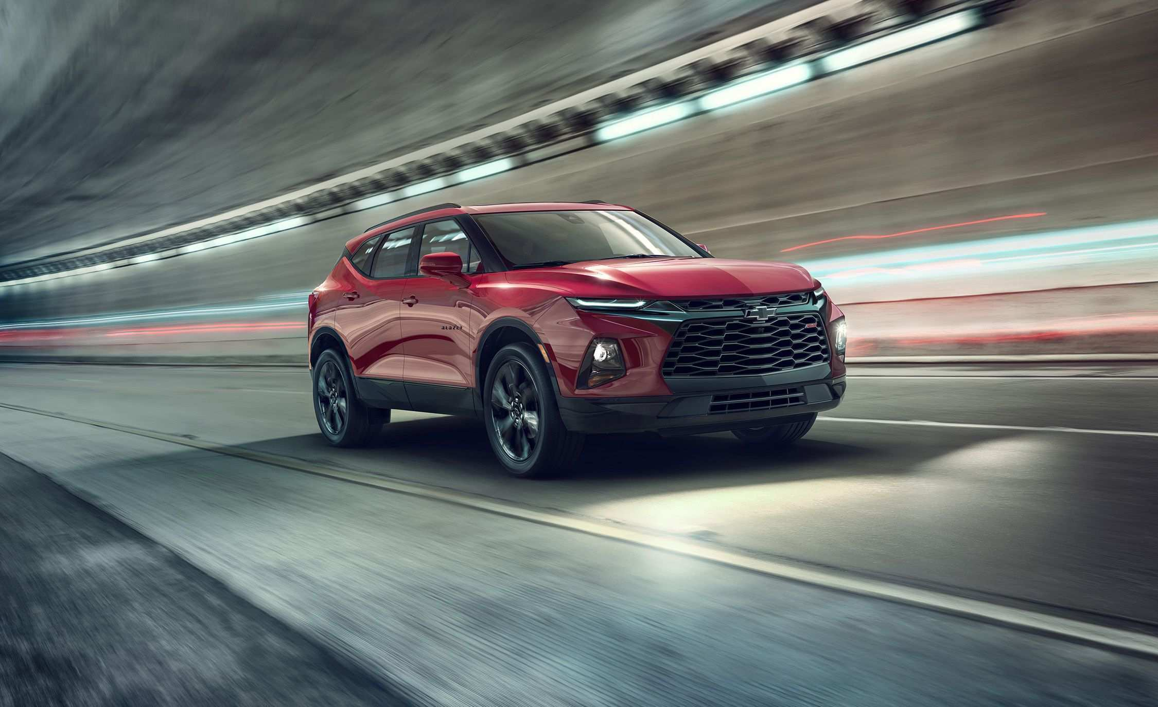 86 All New 2020 Chevy Blazer Redesign And Review