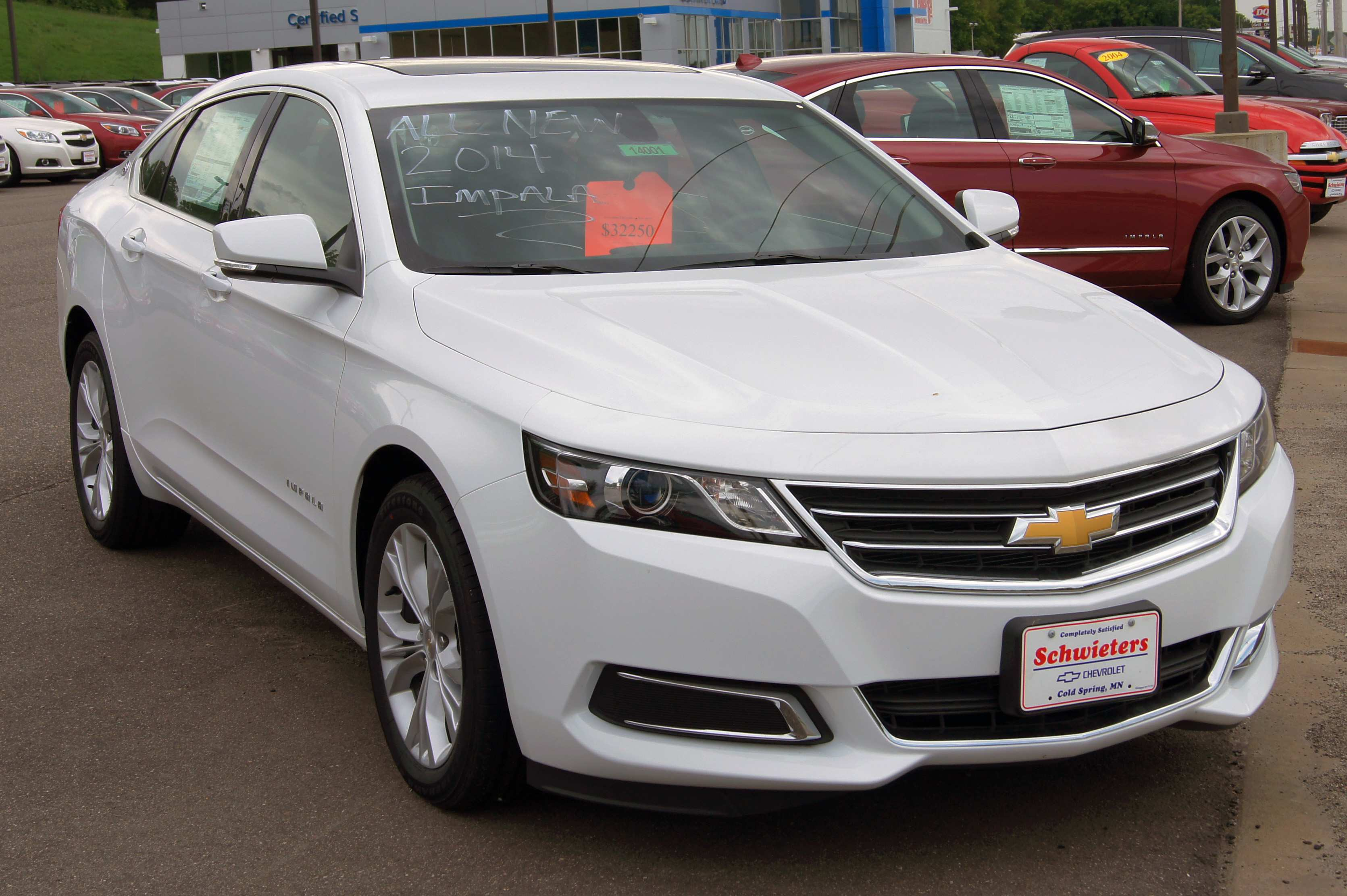 86 All New 2020 Chevy Impala Ss Ltz Review