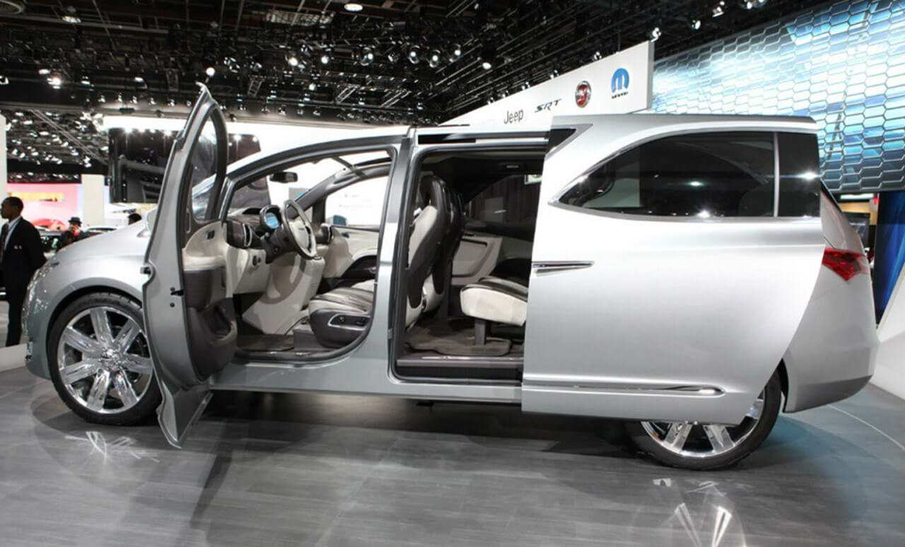 86 All New 2020 Chrysler Town Picture
