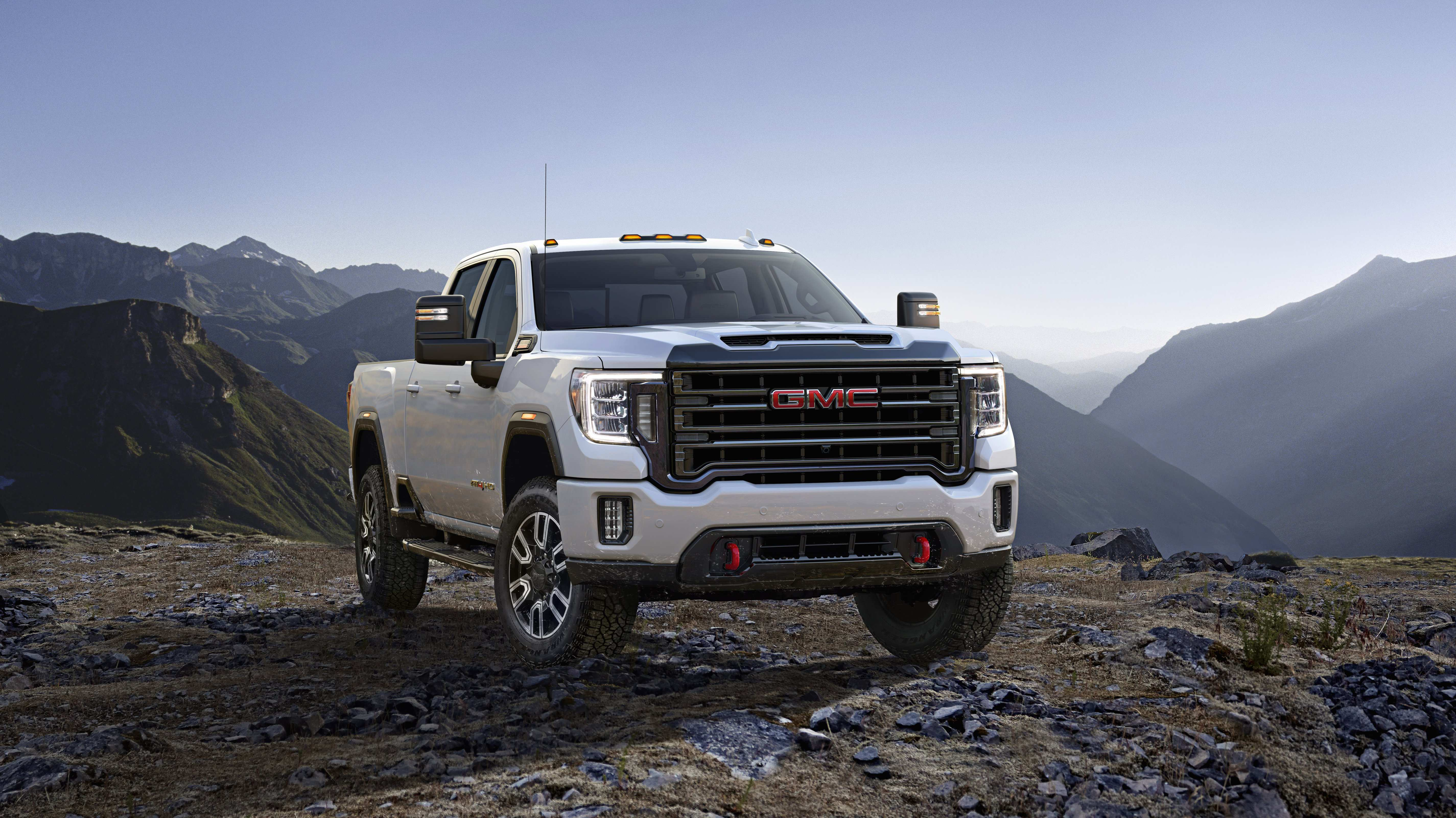 86 All New 2020 GMC Sierra 2500Hd Body Styles Spy Shoot