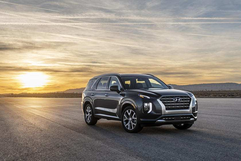 86 All New 2020 Hyundai Palisade Mpg Review And Release Date