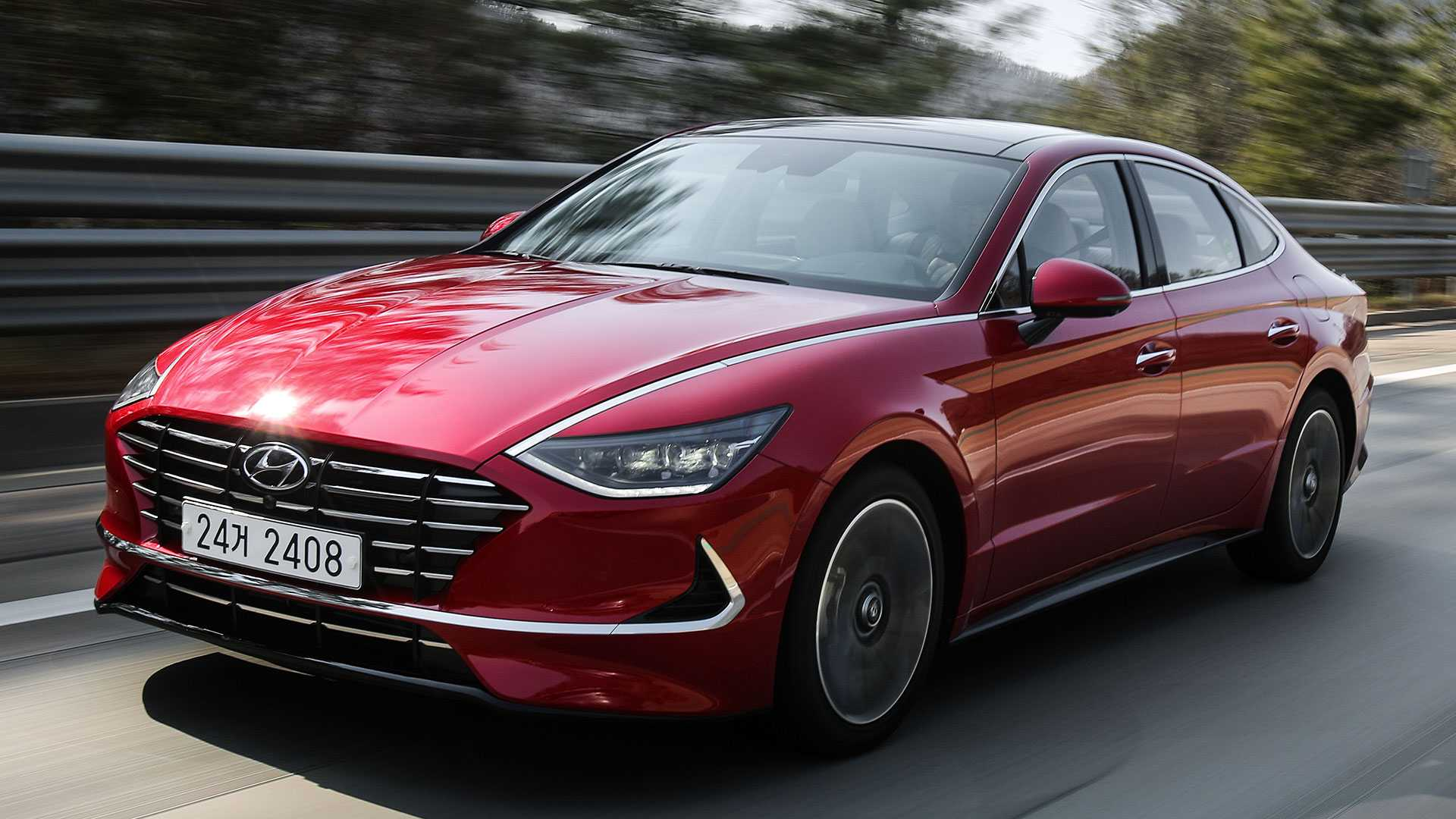 86 All New 2020 Hyundai Sonata Review Performance