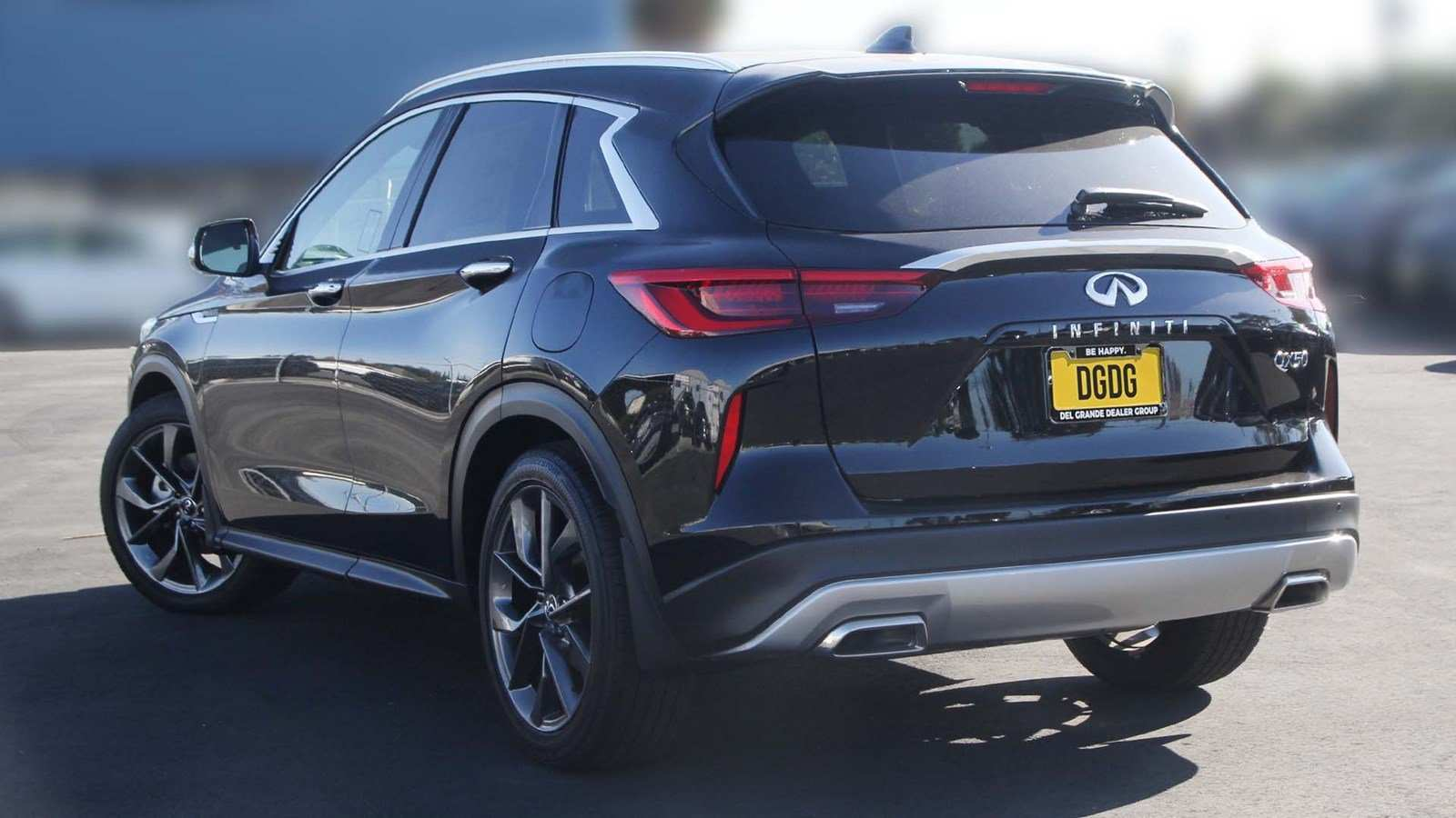 86 All New 2020 Infiniti QX50 Redesign