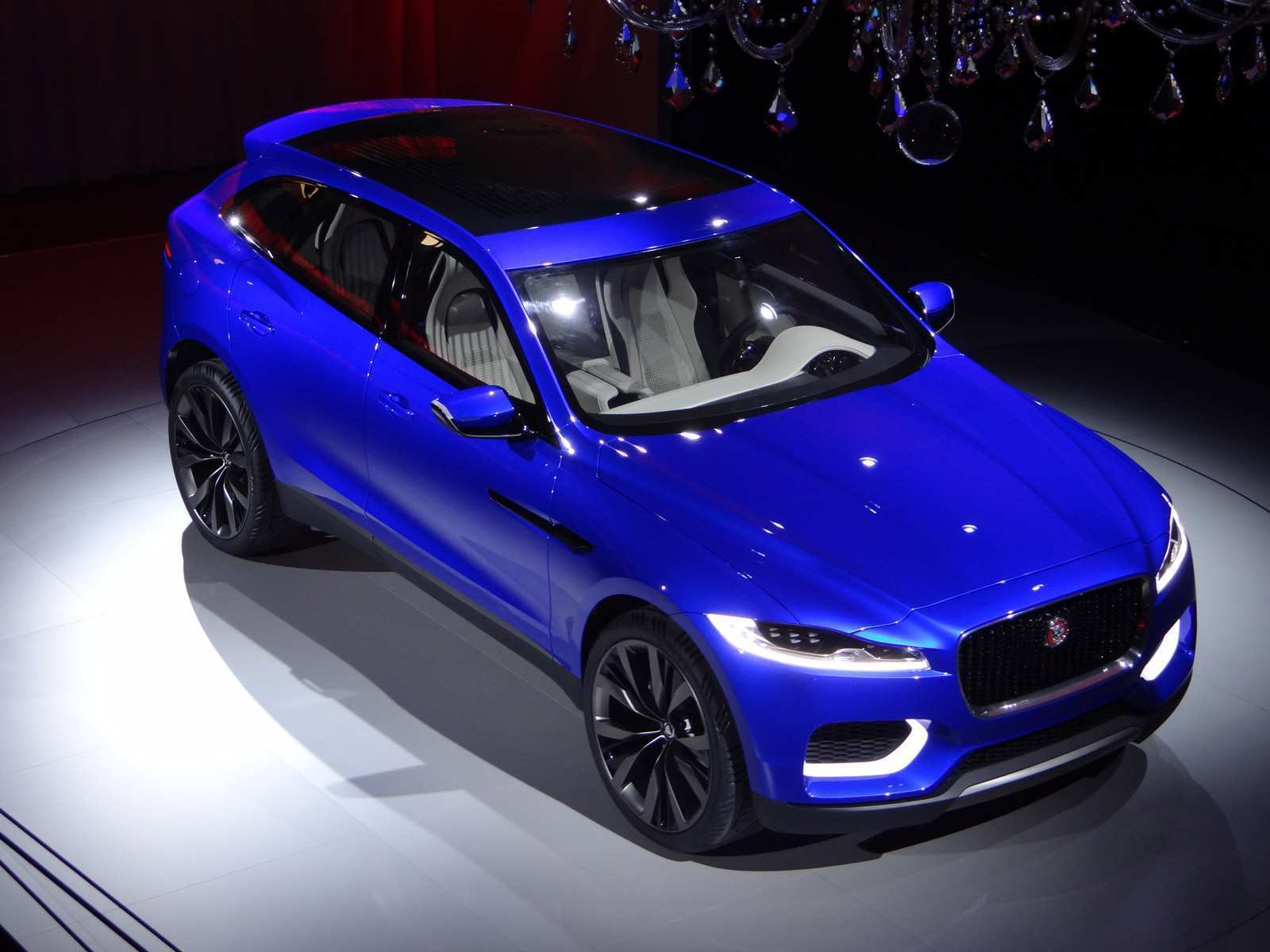 86 All New 2020 Jaguar C X17 Crossover Picture