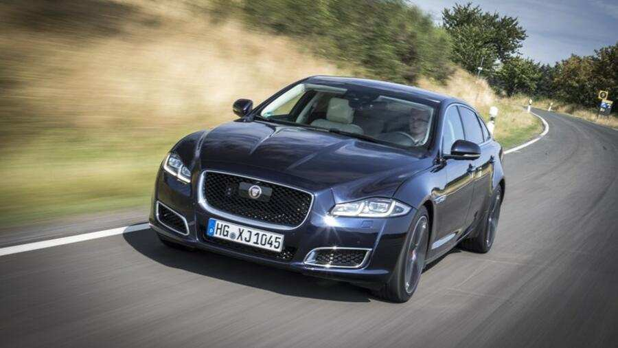 86 All New 2020 Jaguar XJ Pictures
