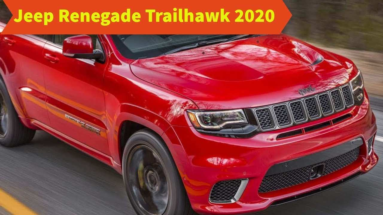 86 All New 2020 Jeep Trail Hawk History
