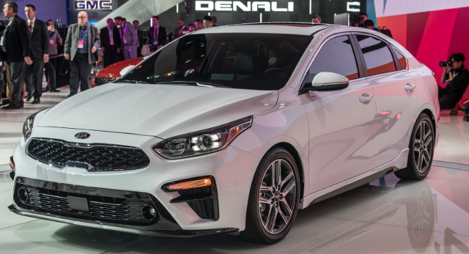 86 All New 2020 Kia Forte Price Design And Review