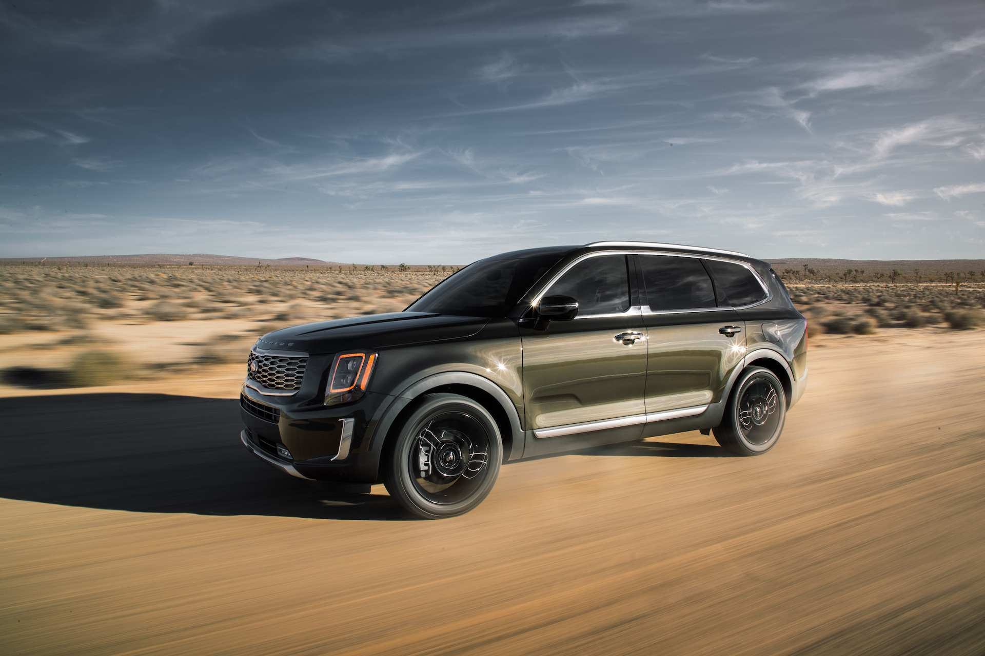 86 All New 2020 Kia Telluride Hybrid Performance And New Engine