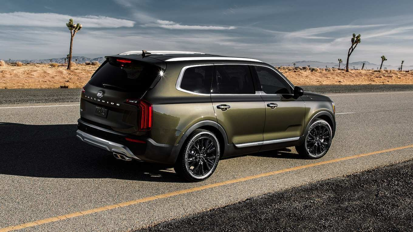 86 All New 2020 Kia Telluride Warranty Price And Review