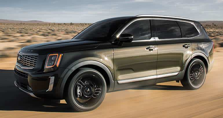86 All New 2020 Kia Telluride White Price Design And Review