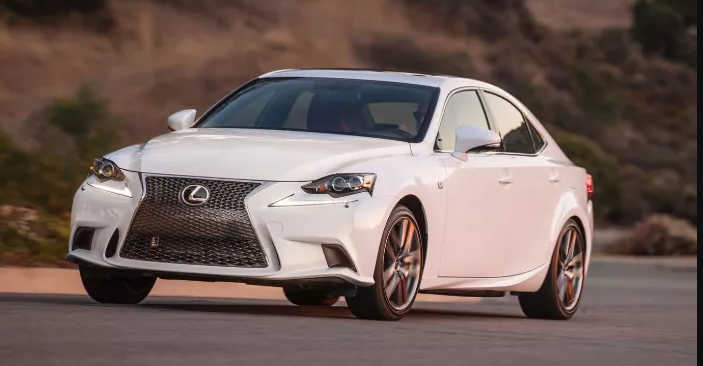 86 All New 2020 Lexus IS350 Concept