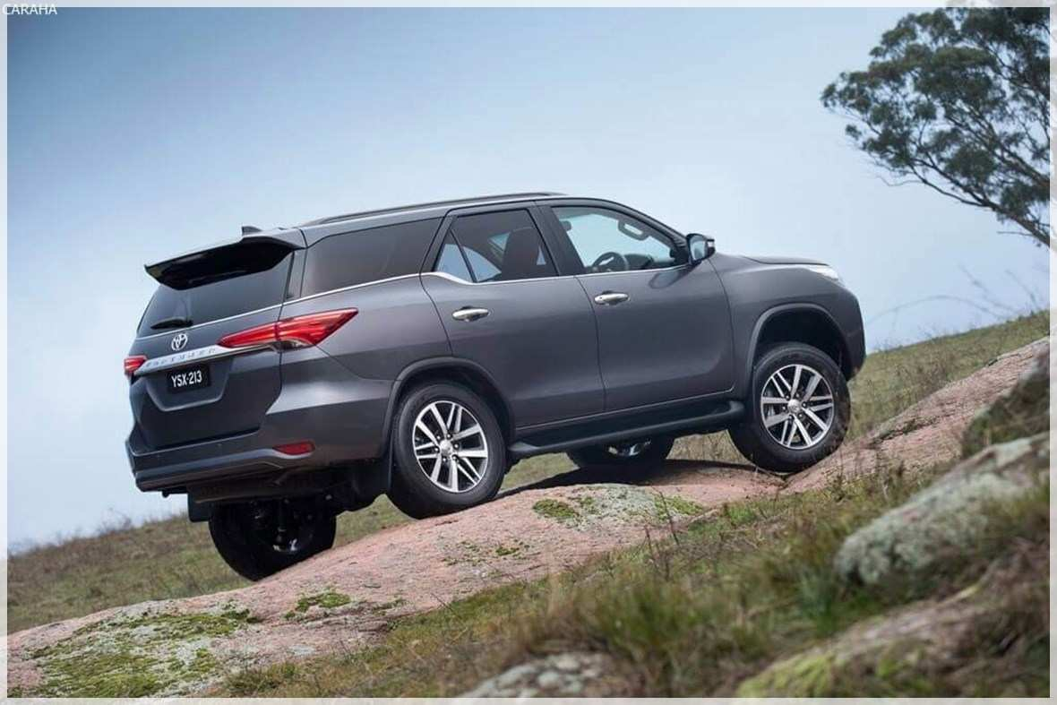 86 All New 2020 Toyota Fortuner Exterior And Interior