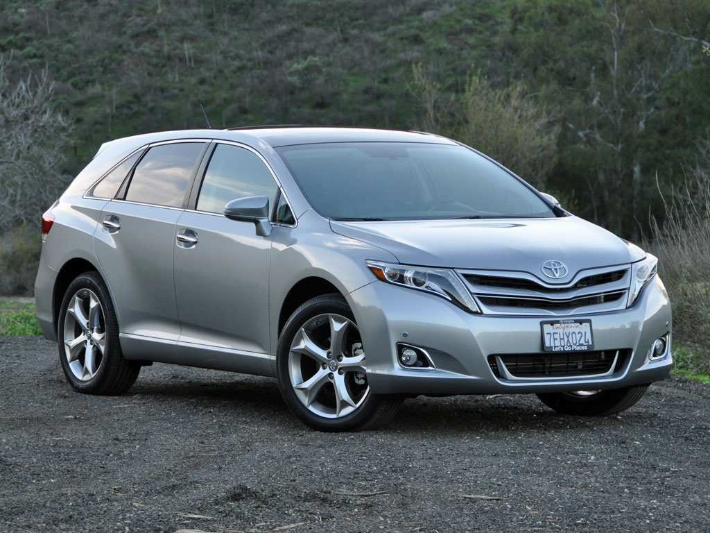 86 All New 2020 Toyota Venza History