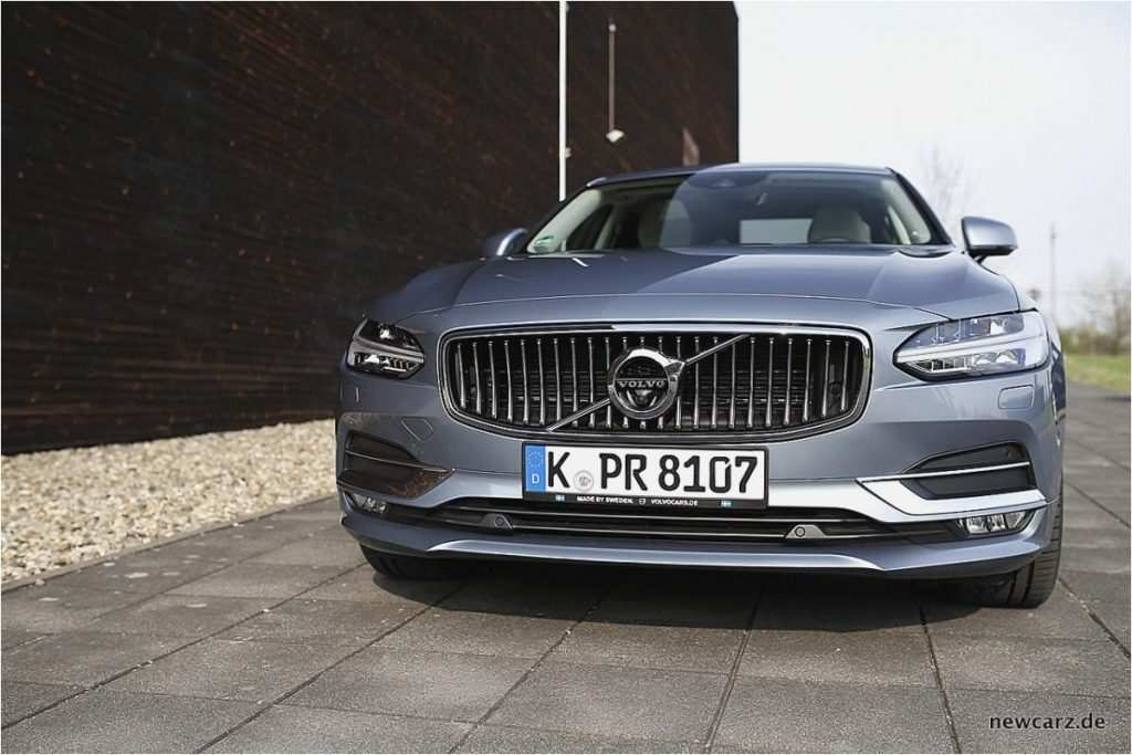 86 All New 2020 Volvo V90 Specification Redesign And Concept