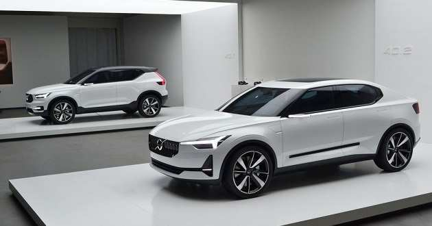 86 All New Electric Volvo 2019 Model