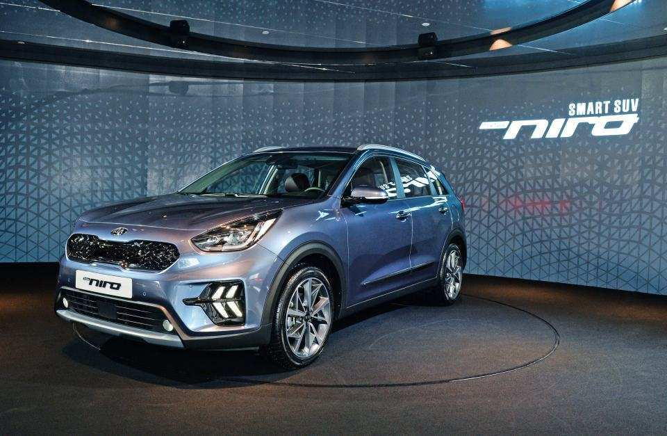 86 All New Kia 2019 Niro Specs