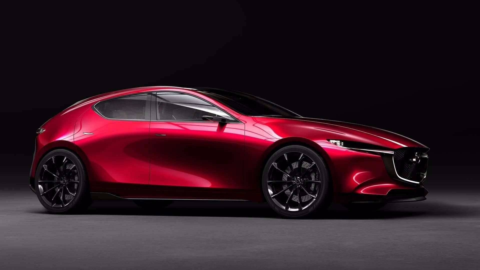 86 All New Mazda 3 2019 Lanzamiento Redesign And Concept