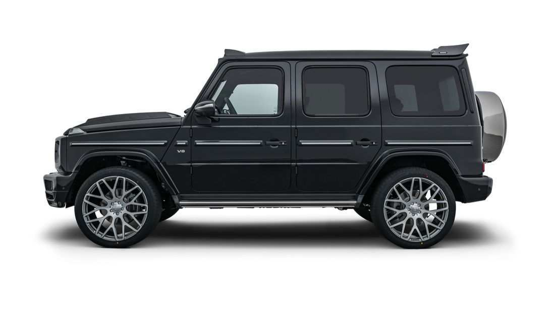 86 All New Mercedes Brabus 2019 Redesign And Review