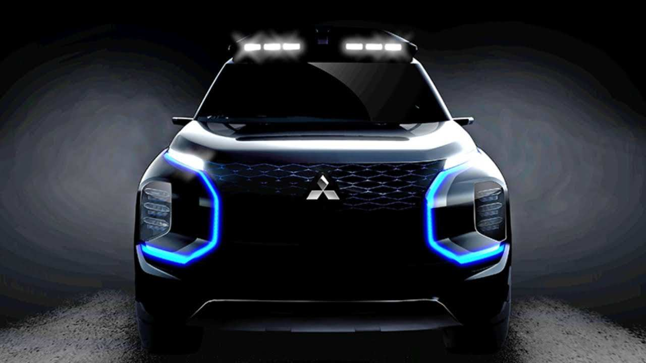 86 All New Mitsubishi Concept 2020 Release Date And Concept