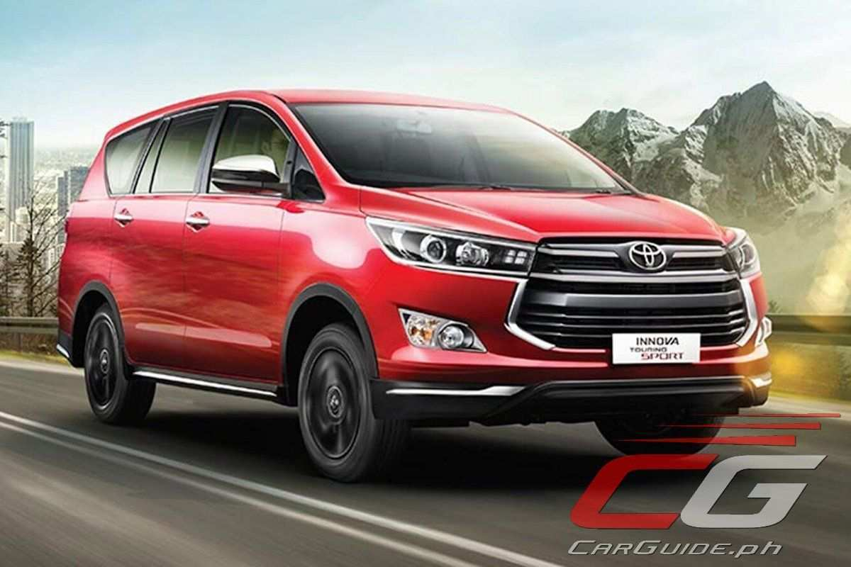 86 All New Toyota Innova 2019 Philippines Wallpaper