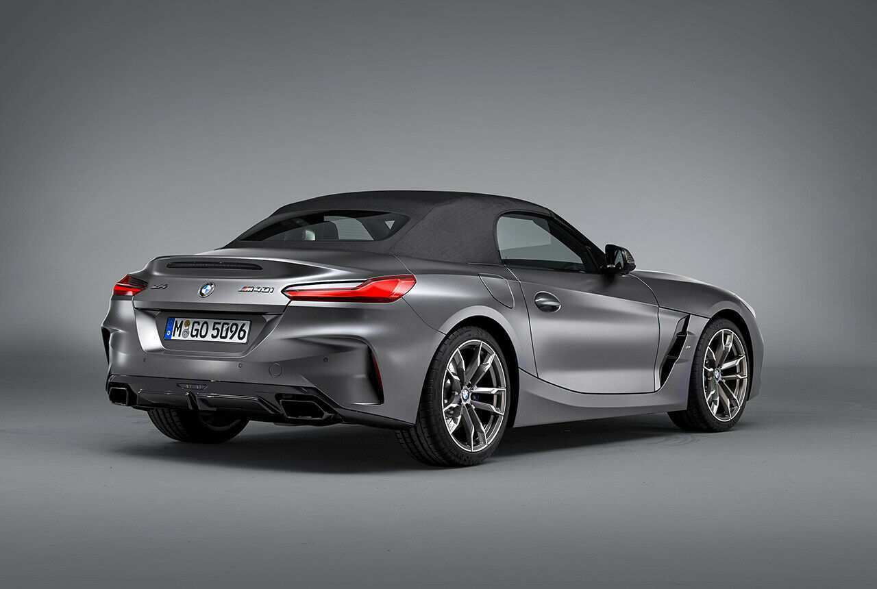 86 Best 2019 BMW Z4 M Roadster Model