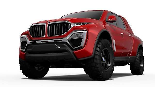 86 Best 2019 Bmw Truck Pictures Concept