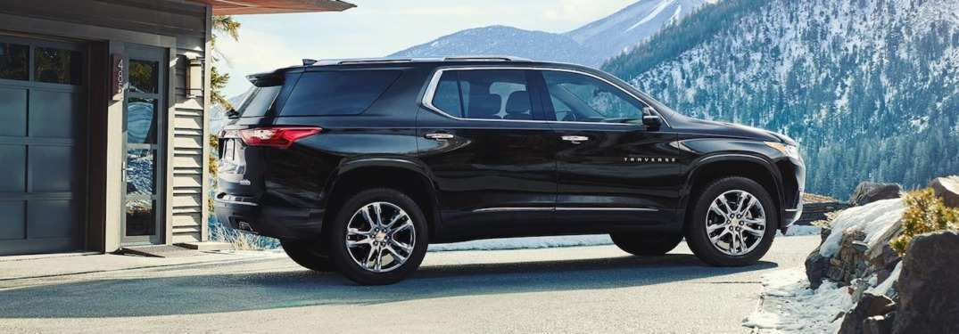 86 Best 2019 Chevy Traverse Release