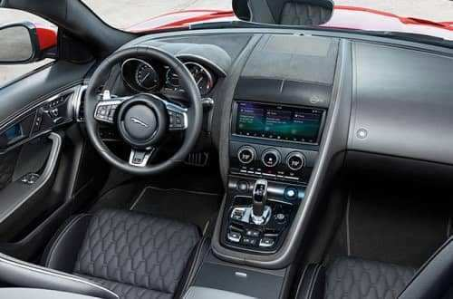 86 Best 2019 Jaguar F Type Interior New Model And Performance