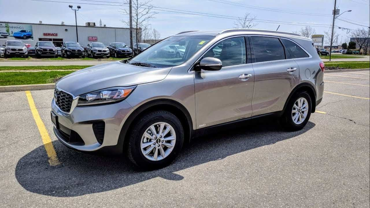 86 Best 2019 Kia Sorento Trim Levels Model