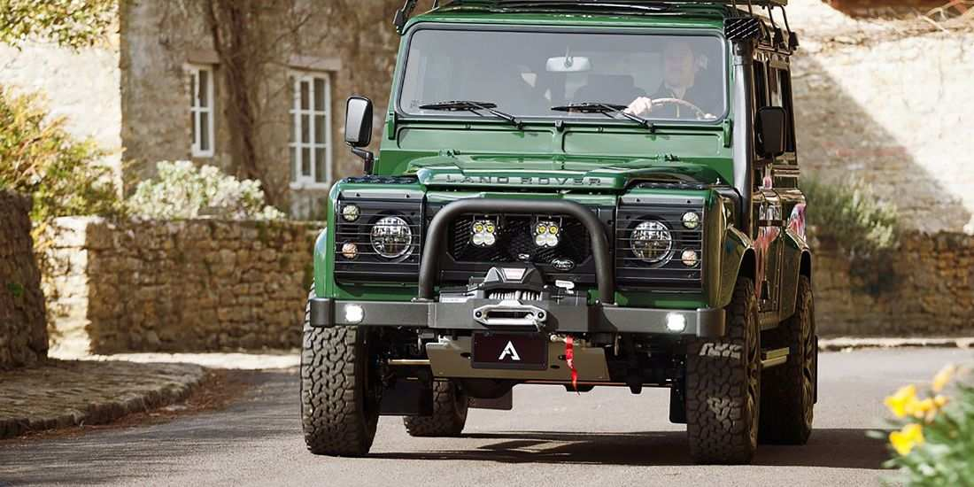 86 Best 2019 Land Rover Defender Performance And New Engine