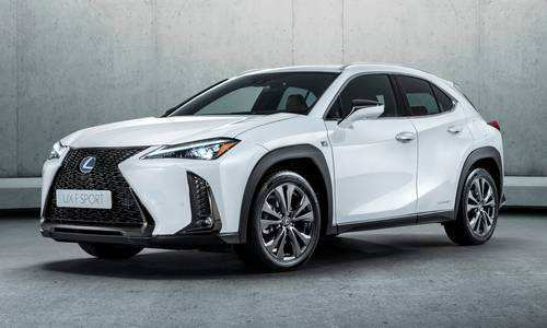 86 Best 2019 Lexus Ux Hybrid Redesign And Concept