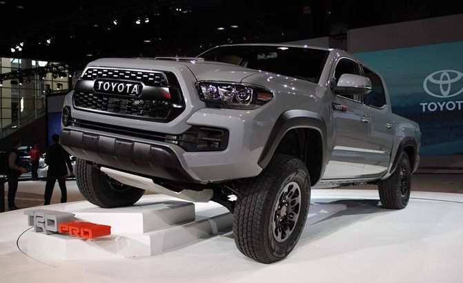 86 Best 2019 Toyota Tacoma Diesel Trd Pro First Drive