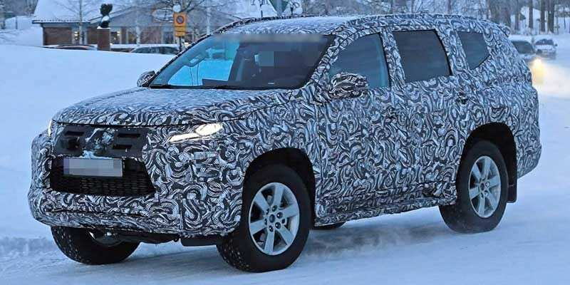 86 Best 2020 All Mitsubishi Pajero Release Date And Concept