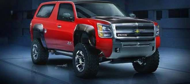 86 Best 2020 Chevy Blazer K 5 Review