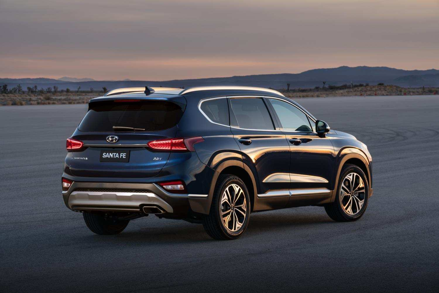 86 Best 2020 Hyundai Santa Fe Sport Speed Test