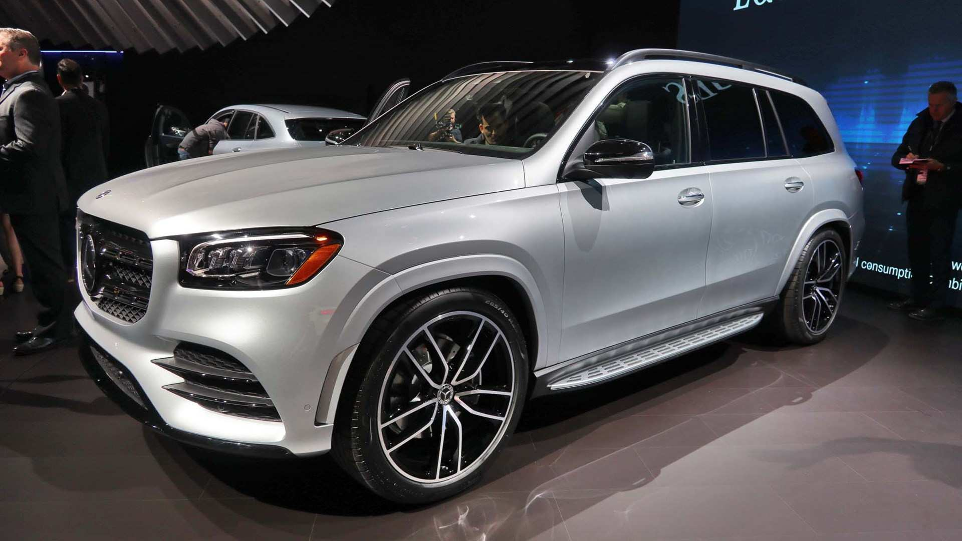 86 Best 2020 Mercedes GLS Ratings