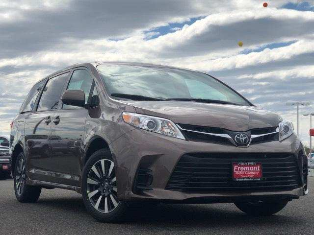 86 Best 2020 Toyota Sienna Review And Release Date