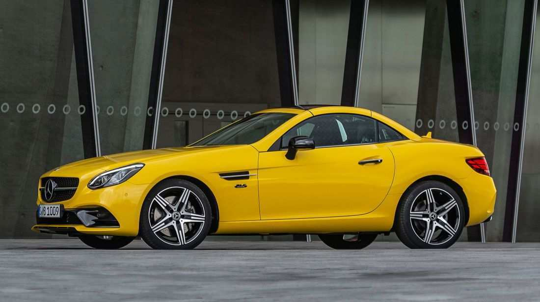 86 Best Mercedes Slc 2019 Model