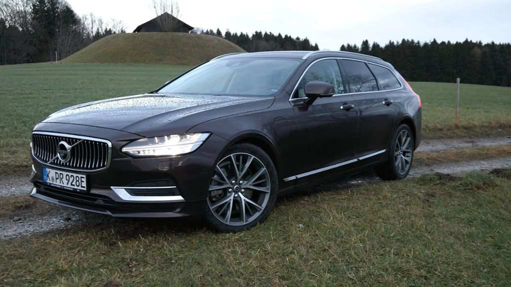 86 Best Volvo V90 Redesign And Concept