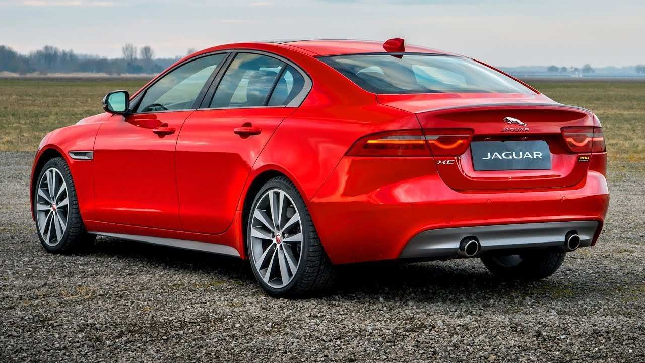 86 New 2019 All Jaguar Xe Sedan Images